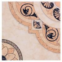Плитка напольная Stella 32.6x32.6 см 1.17 м2 цвет коричневый